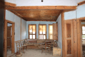 Taraklı evi- Sofa'nın bir kısmından görünüm